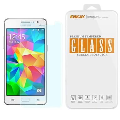 Enkay 0.26mm 9h 2.5d explosieveilige gehard glas screen protector voor de Samsung Galaxy Grand prime g5308
