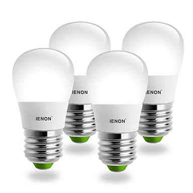 E26/E27 Bulb LED Glob S19 SMD 240-270 lm Alb Rece AC 100-240 V