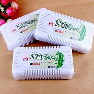 koelkast deodorant, pp + actieve kool 13 × 6,5 × 3 cm (5,2 × 2,6 × 1,2 inch)