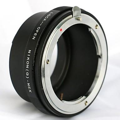 ai AF-S G-lens voor Sony e NEX3 NEX5 NEX7 5N c3 3 5 7 e mount camera lens adapter