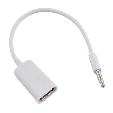 billige Kabler og adaptere-3,5 mm audio line omdanne USB, 3,5 mm OTG audio line