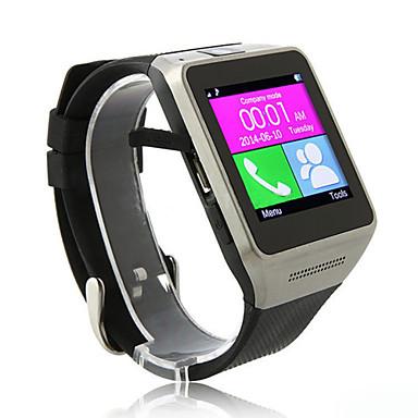 GV08 - Предметы одежды - Смарт Часы - Bluetooth 3.0 - Хендс-фри звонки/Медиа контроль/Контроль сообщений/Контроль камеры - дляДатчик для