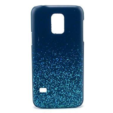 Para Samsung Galaxy Capinhas Estampada Capinha Capa Traseira Capinha Cores Gradiente PC Samsung S5 Mini