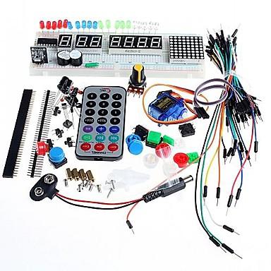 elektroniset osat pakki Arduino