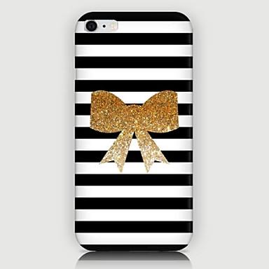 iphone 7 plus strik patroon achterkant van de behuizing voor de iPhone 6s 6 plus