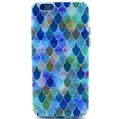 Για Θήκη iPhone 5 Με σχέδια tok Πίσω Κάλυμμα tok Γεωμετρικά σχήματα Μαλακή TPU iPhone SE/5s/5