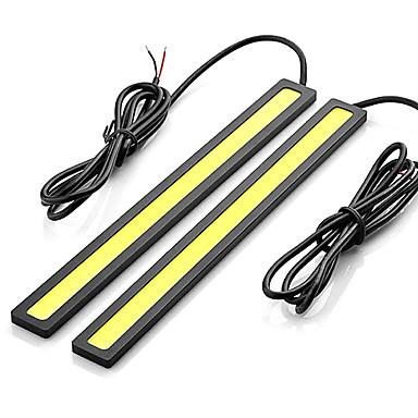 SO.K 2pcs Leuchtbirnen 7 W COB 400 lm LED Tagfahrlicht For Universal Alle Modelle Alle Jahre