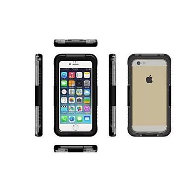 tok Για Apple iPhone 6 iPhone 6 Plus Προστασία από τη σκόνη Αδιάβροχη Πλήρης Θήκη Συμπαγές Χρώμα Σκληρή PC για iPhone 7 Plus iPhone 7