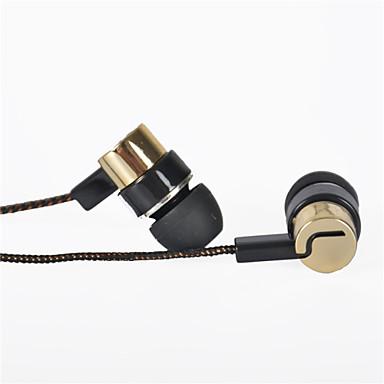 Στο αυτί Ενσύρματη Ακουστικά Κεφαλής Πλαστική ύλη Κινητό Τηλέφωνο Ακουστικά Με Μικρόφωνο Ακουστικά