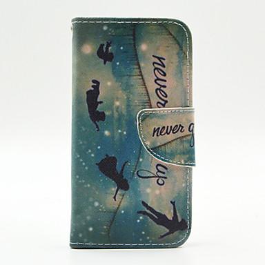 Para Capinha Motorola Porta-Cartão / Carteira / Com Suporte / Flip Capinha Corpo Inteiro Capinha Desenho Rígida Couro PU Motorola