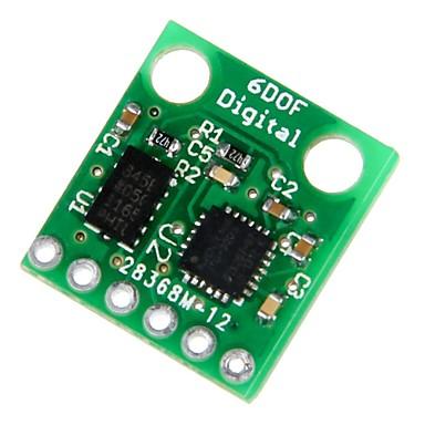 geeetech 6DoF ADXL345 en itg3205 digitale combo boord