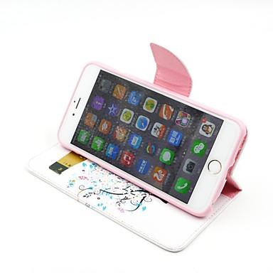 carte Apple Fantasia chiusura 02842896 Porta magnetica 6 iPhone portafoglio A di credito supporto Con Plus Per iPhone disegno 6 Custodia Con 8q5U4U