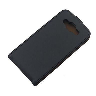 Voor Samsung Galaxy hoesje Flip / Magnetisch hoesje Volledige behuizing hoesje Effen kleur PU-leer Samsung A5