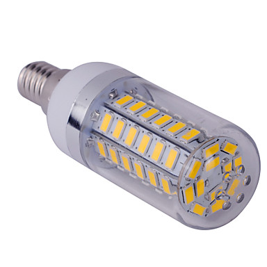 YWXLIGHT® 1500 lm E14 LED-maïslampen T 60 leds SMD 5730 Warm wit Koel wit AC 85-265V