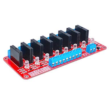 preiswerte Relais-acht für Arduino Solid-State-Relais (rot)