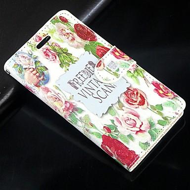 Недорогие Чехлы и кейсы для Galaxy S3 Mini-красная роза искусственная кожа всего тела и кошелька защитный чехол с подставкой и слот для карт Samsung Galaxy S3 мини i8190n