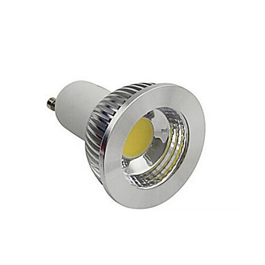 3 W 250-300 lm GU10 LED Σποτάκια 1 leds COB Θερμό Λευκό Ψυχρό Λευκό AC 220-240V