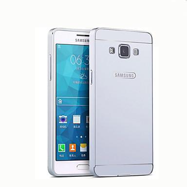Para Samsung Galaxy Capinhas Cromado Capinha Capa Traseira Capinha Cor Única Acrílico Samsung A5