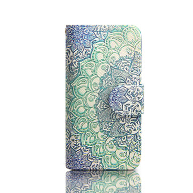 tok Για Samsung Galaxy Samsung Galaxy Θήκη Θήκη καρτών με βάση στήριξης Ανοιγόμενη Με σχέδια Πλήρης Θήκη Μάνταλα PU δέρμα για S5