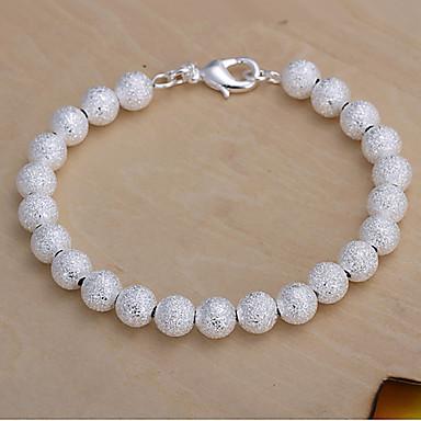 Γυναικεία Βραχιόλια Strand Χαλκός Επάργυρο Κοσμήματα Για Καθημερινά Causal Αθλητικά 1pc