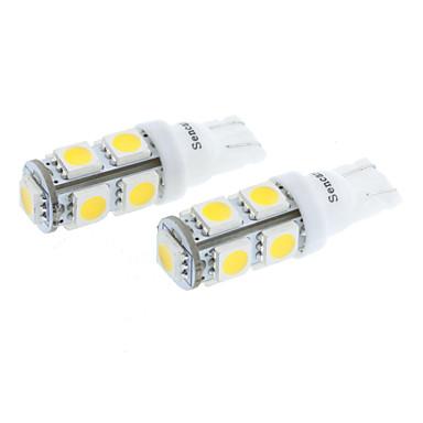 SO.K T10 Lampen Krachtige LED / SMD 5050 110-120lm Richtingaanwijzerlicht For Universeel