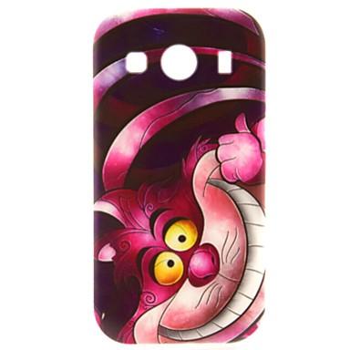 Voor Samsung Galaxy hoesje Patroon hoesje Achterkantje hoesje Kat TPU Samsung Ace 4