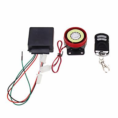 motorsiklet hırsızlık güvenlik alarm sistemi, uzaktan kumanda motor çalıştırma