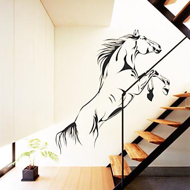 Dieren Muurstickers Vliegtuig Muurstickers Decoratieve Muurstickers, Vinyl Huisdecoratie Muursticker Wand