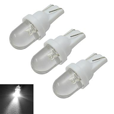 30-50 lm T10 Dekoratif Işıklar 1 led Serin Beyaz DC 12V