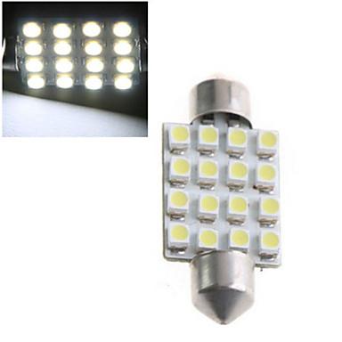 H1 Sierlampen 16 Krachtige LED 1000 lm Koel wit K Decoratief DC 12 DC 24 V