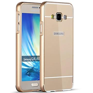 Недорогие Чехлы и кейсы для Galaxy A5-Кейс для Назначение SSamsung Galaxy A9(2016) / A7(2016) / A5(2016) Покрытие Кейс на заднюю панель Однотонный Твердый Акрил