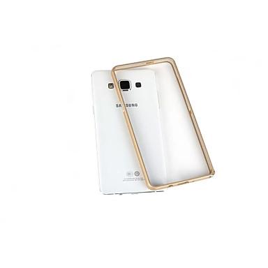 μεταλλικό πλαίσιο ματ σκληρό εξώφυλλο για Samsung α5