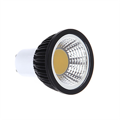 350 lm GU10 LED Σποτάκια MR16 1 leds COB Με ροοστάτη Θερμό Λευκό Ψυχρό Λευκό Φυσικό Λευκό AC 220-240V