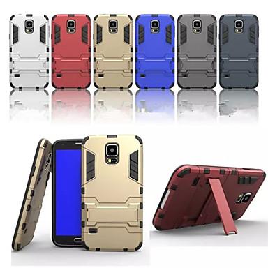 pc TPU στην ενδοπρόθεση δύο-σε-ένα πίσω κάλυμμα προστατευτικό κέλυφος για i9600 Samsung Galaxy S5