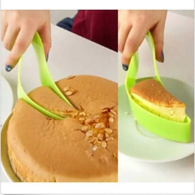 Mutfak aletleri Plastik Çevre-dostu Kesici ve Dilimleyici Pişirme Kaplar İçin 1pc
