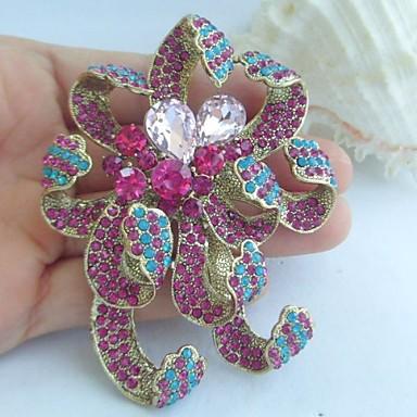 Kleurrijk Schermkleur Sieraden Voor Bruiloft Feest Speciale gelegenheden  Verjaardag