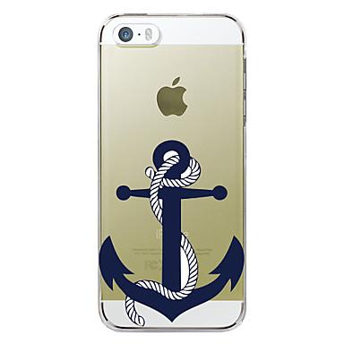 Plus TPU Per Ancora iPhone Custodia Plus Custodia iPhone disegno retro iPhone 7 6 per 7 5 Apple 03296486 Resistente iPhone iPhone Per 6 Fantasia zww4xq1