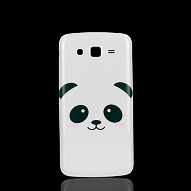 panda κάλυψη μοτίβο fo Samsung Galaxy Grand Case 2 g7106