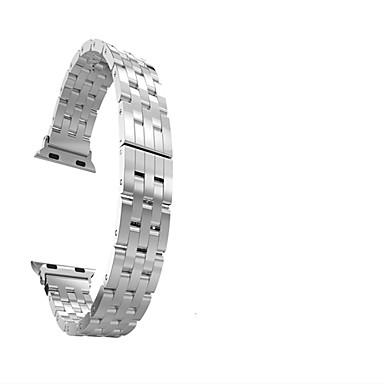 Banda de relogio para relógio de Apple pulseira de substituição de relógio de fivela de borboleta 42mm