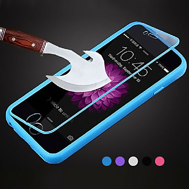 tok Για iPhone 5 Apple Θήκη iPhone 5 Ανοιγόμενη Διαφανής Πλήρης Θήκη Συμπαγές Χρώμα Μαλακή TPU για iPhone SE/5s iPhone 5