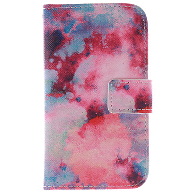 tok Για Samsung Galaxy Samsung Galaxy Θήκη Θήκη καρτών με βάση στήριξης Ανοιγόμενη Με σχέδια Πλήρης Θήκη Τοπίο PU δέρμα για Core Prime