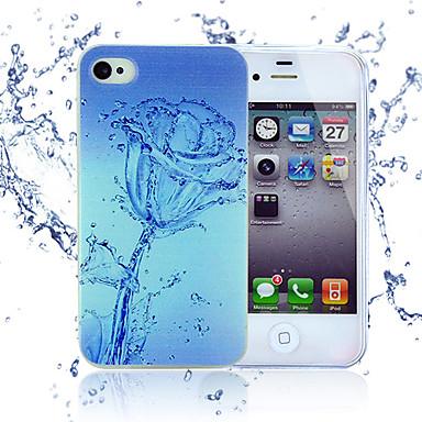 Para Case Tampa Capa Traseira Capinha Macia PUT para iPhone 4s/4