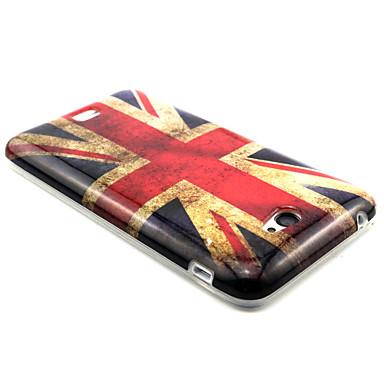 Para Capinha Sony Case Tampa Estampada Capa Traseira Capinha Bandeira Macia PUT para Sony Sony Xperia E4