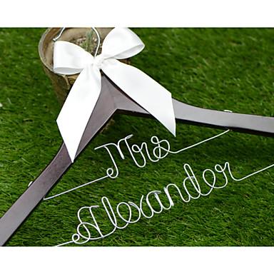Bruid Bruidsmeisje Echtpaar Hout Aluminum Alloy Creatief geschenk Bruiloft