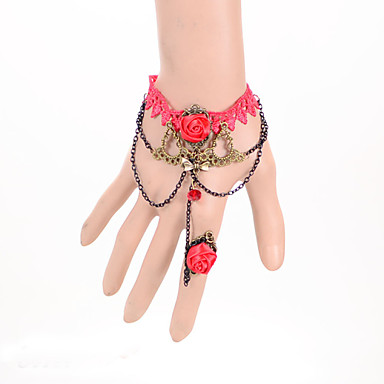 Chain - Dames - Armbanden (Legering)