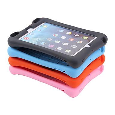 tok Για iPad 4/3/2 Ανθεκτική σε πτώσεις με βάση στήριξης Ασφαλής για παιδιά Πλήρης Θήκη Συμπαγές Χρώμα Σιλικόνη για iPad 4/3/2