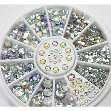 8*8*1 - Γάμος - Κοσμήματα Νυχιών/Γκλίτερ - από Άλλα - για Δάχτυλο/Δάκτυλο Ποδιού