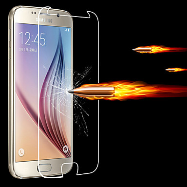 Gehard Glas Screenprotector voor Samsung Galaxy S6 Voorkant screenprotector