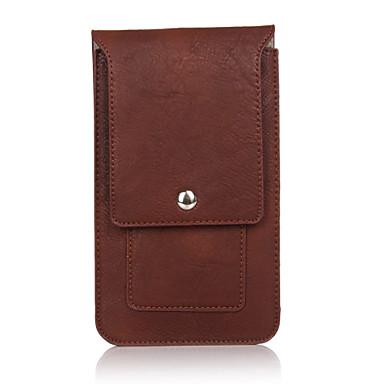 διπλή τσέπες καραμπίνερ τσάντα για samsung Σημείωση3 / 4/5 / 2.3 lite / 5 άκρη