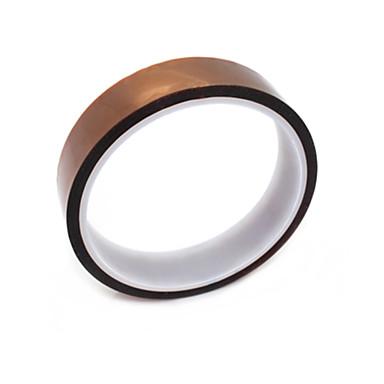 fita adesiva resistente / alta temperatura de calor de polimida (20 milímetros * 30m / 260'c)
